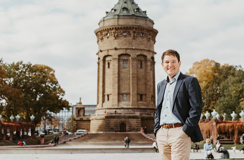 Steuerberater Marcel Lange